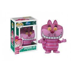 "POP Disney Bobble Head Cheshire Cat 3.75"" Figure 30 - Funko Toys Retired"