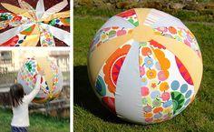 Lulina: Riesen-Luftballonhülle nähen
