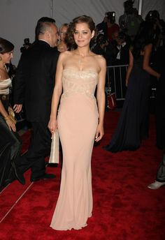 Marion Cotillard Photos: Model As Muse: Costume Gala In New York City 2