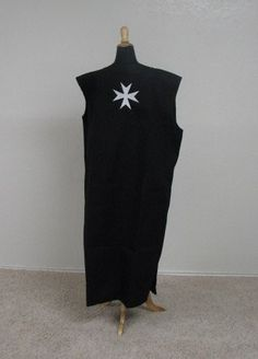 Men's Knight Tunic made by Enchanted Kingdom Costumes