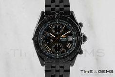 Breitling Windrider Crosswind Chronograph Watch