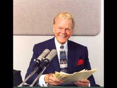 """Paul Harvey was born and raised in Tulsa, OK. Harvey was once presented an award as """"the man who contributed most toward preserving the American way of life."""" And now you know the rest of the story. The Good Old Days, Good Day, Paul Harvey, James Dobson, Forget, Jamel, Old Time Radio, I Remember When, Old Tv Shows"""