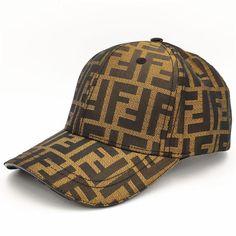 Fendi Special Caps – Boss Styles Co Gucci Fashion, Fashion Show, Fashion Outfits, F 16 Falcon, Hats For Men, Fendi, Boss, Baseball Hats, Cap