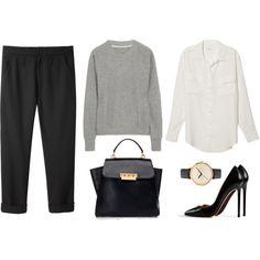 Minimal + Classic: Endimanche #Styled