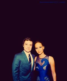 jen & josh...is josh on a stool?...cause i'm almost positive she is taller than him..