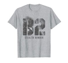 This B-2 Advanced Technology Bomber Stealth will be a great tee shirt for you. It is an awesome gift idea too. Perfect for the pilot, aviator, ATC, spotter or airplane lover that enjoys novelty, aviation, aircraft, pilot and flying related T-Shirts. This B-2 Advanced Technology Bomber Stealth TShirt would also be the perfect gift to celebrate a great occasion or event like a birthday, anniversary, Thanksgiving holiday or the Christmas holidays.