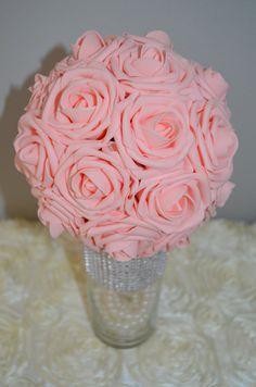 Hey, I found this really awesome Etsy listing at https://www.etsy.com/listing/202815817/luxury-elegant-wedding-pink-hanging-foam