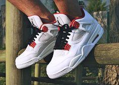 Nike Air Jordan 4 Alternate 89 custom (by nirmax)