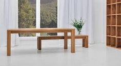 Image result for modern holz tisch
