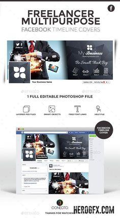 Facebook Timeline Cover - Freelancer 14748101