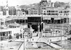 makkah in flood