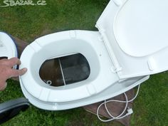 Eko toaleta Separera - obrázek číslo 3
