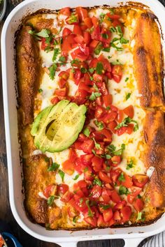 These Cheesy Creamy Chicken Enchiladas make for a quick and filling weeknight meal that the entire family will love it! Cheesy Creamy Chicken Enchiladas, made with corn tortillas, shredded chicken, a mix of cheeses, green chiles and Chicken Parmesan Recipes, Best Chicken Recipes, Summer Corn Salad, Creamy Chicken Enchiladas, Sunday Dinner Recipes, Chicken Cutlets, Cooking Recipes, Yummy Recipes, Party