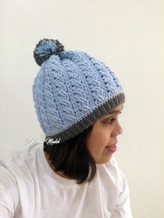 Si Nanay Madel: Cable Stitch Hat