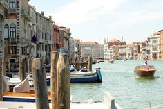 Venedig | Venice | Venezia | Travel | Travelblogger | Traveller | Italy | Italien | Grand canal | Water | City | water street | boats