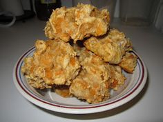 Whole wheat sweet potato biscuits!!! Only 100 cals each AND no bad points! Start livingthediy.blogspot.com