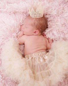 Baby Ruffle Pettiskirt Girls Pettiskirt by PoshPeanutKids