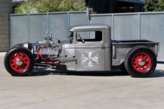 Jimmy Shine... My favorite version of this iconic hot rod