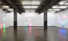 Keith Sonnier's neon sculptures | Wallpaper* Magazine