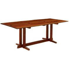 """Nakashima """"Conoid"""" Dining Table, 1973 