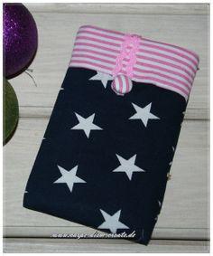 Heute 12 % Weihnachtsrabatt auf  Handytaschen  Handy Tasche Sterne von Carpe diem create auf DaWanda.com