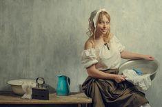 Прачка. Photographer Anton Kiyasov David Dubnitskiy, Bob S, Contemporary Photographers, Post Apocalypse, Great Artists, Girl Photos, Photo Art, Fine Art, Photography