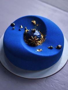 Resultado de imagem para bolos espelhados
