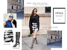 BEHIND THE SCENES: The City Girl - Style Link Miami