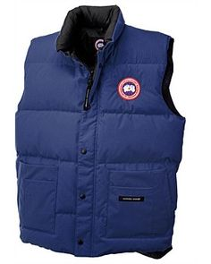 The Freestyle vest from Canada Goose is a classic, must have for your winter wardrobe. This versatile layering jacket is durable and well-insulated. Buy Now: www.outsidesports...