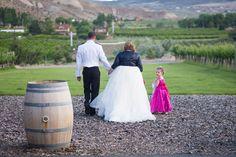 A Winery Wedding in Palisade, Colorado