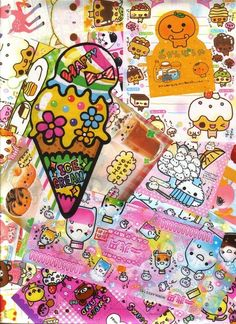 totally kawaii i love♥♥ kawaii stuff i can't get over there cute little  styles and i'm gonna try one of the popin cookin.§ okay i found this sighn by doing this press alt hold it down and then, press the number three where it says pg dn and press it 6 times try it it's so cool♥♥♥♥