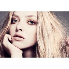 Amanda Seyfried by Marcus Ohlsson for Marie Claire US ❤ liked on Polyvore featuring people, amanda seyfried, models, photos and backgrounds
