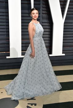 cool Oscars 2017: See What Everyone Wore to the Academy Awards After-Partie Photos   W Magazine... Celebrity Style Check more at http://pinfashion.top/pin/74315/
