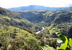 Area around San Agustin Archeological Park, Colombia