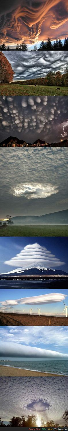 Clouds can be awesome