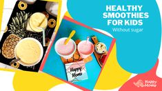 Healthy Smoothies For Kids, Healthy Breakfast Smoothies, Healthy Kids, Nutritional Requirements, Strawberry Smoothie, Parenting Styles, Happy Mom, Mom Blogs