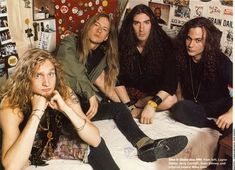 Alice in Chains❤️