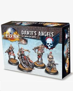 Starter Box Dante Angels - French version
