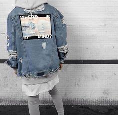 jacket, grunge, and style image Modisch, Bekleidung – Herren, Stil Mode, 44febca57d