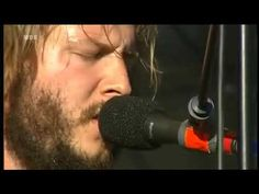 Bon Iver, one of my favourite artists with a totally captivating, clean performance of his song Skinny Love.