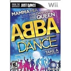 Wii ABBA (Game + Microphone)  http://www.amazon.com/dp/B007GSY9MY/?tag=goandtalk-20  B007GSY9MY
