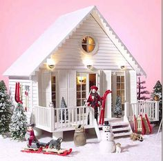 The Retreat Kit 1:12th Scale Dolls House by Dolls House Emporium