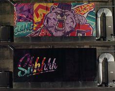 Murals mit Farbwechsel | Ashop x Lennox - Degrees Of Perfect | Atomlabor Blog | Dein Lifestyle Blog aus Wuppertal