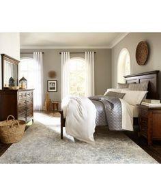 Matteo Bedroom Furniture, 3-Pc. Bedroom Set (Full Bed, Dresser & Nightstand)