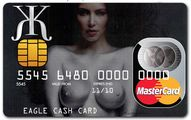 Some of the prepaid cards issuers, attract potential customers using the spectacular design of the card (as seen above).  http://www.best-financial-directory.com/prepaid-cards.html