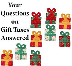 Gift Tax Myths and Misunderstandings