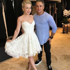 We're very excited to be working with Olympic gold medalist Tara Lipinski. Stay tuned!! #MarkZunino #MarkZuninoBridal #taralipinski #olympics #goldmedal #goldmedalist