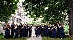 It's a Boston College Wedding!!  Daniella & Mark, Linden Lane.    #WeAreBC