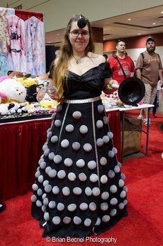 Dalek Doctor Who Cosplay, Dalek, Formal Dresses, Girls, Fashion, Dresses For Formal, Toddler Girls, Moda, Formal Gowns
