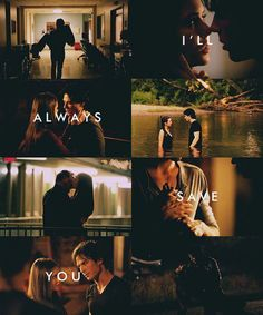 Damon & Elena. #VampireDiaries
